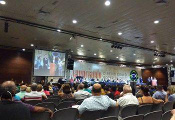Auditório Assembleia Geral da CBB