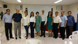 Diretores Colégios presentes na Assembleia